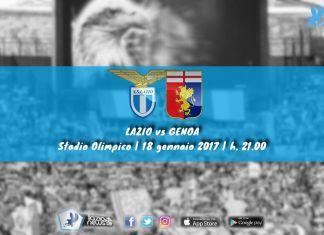 diretta live lazio Genoa risultato formazioni 2016/2017