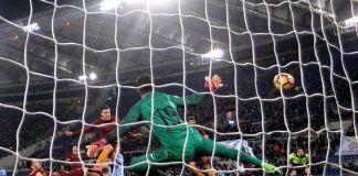 lazio roma derby gol milinkovic