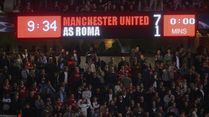 united roma 7-1
