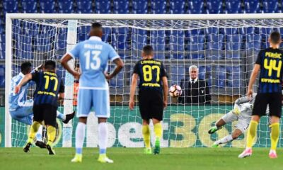 Lazio-Inter Keita arbitro