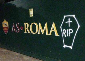 Roma trigoria cimitero