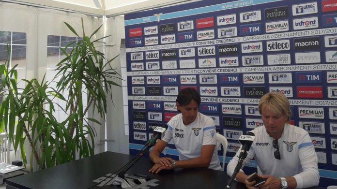 Lazio, Simone Inzaghi sull'addio di Biglia: