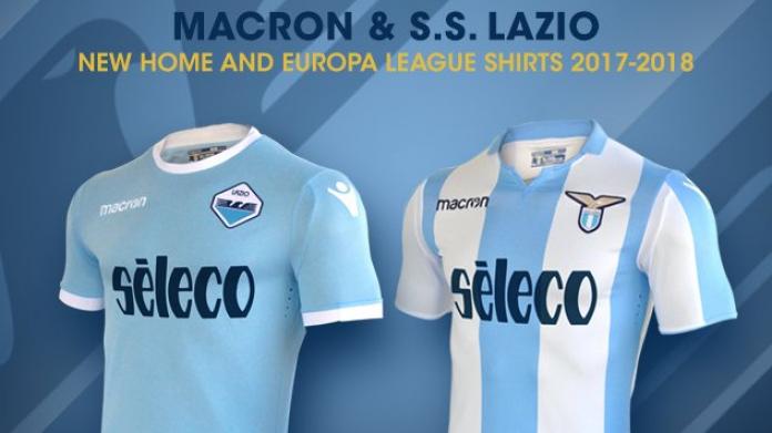 divisa Lazio nuove