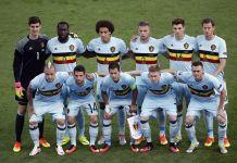 Belgio convocati Lukaku