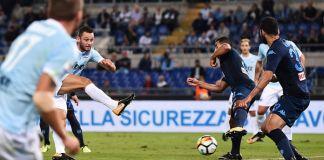 Lazio-Napoli de vrij