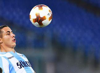 Lazio-Cagliari marusic lazio-torino