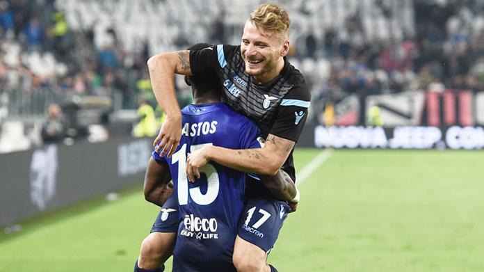 Super Lazio: Immobile stende la Juve