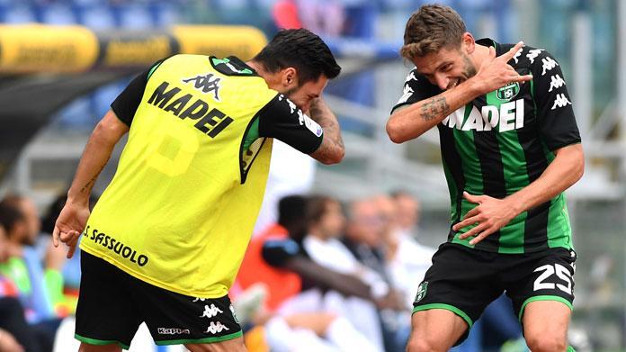 Inter-Sassuolo, le formazioni ufficiali: out Miranda, Ranocchia dal 1′