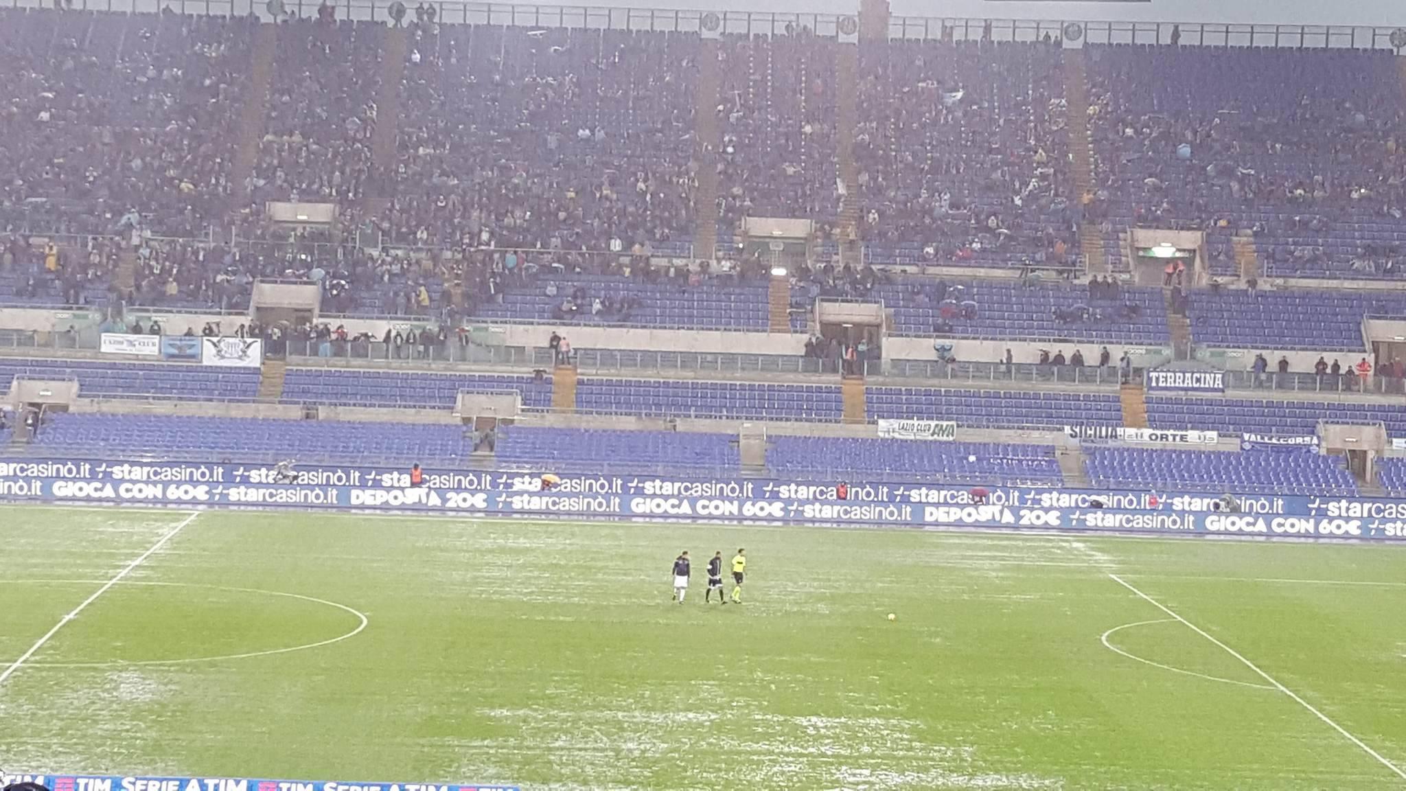 Lazio udinese cronaca in diretta live partita rinviata for Diretta notizie
