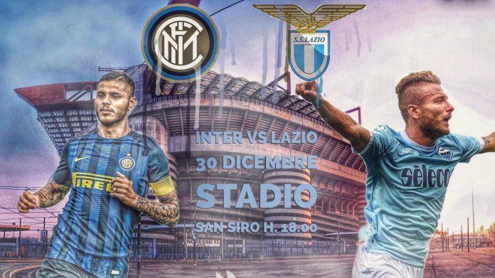 Inter-Lazio live diretta