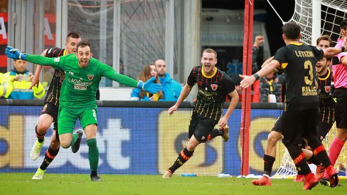 Benevento, l'entusiasmo di Brignoli: 'Ecco cosa mi ha detto Zenga'