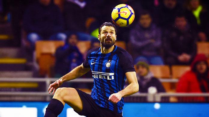 Da comparsa a protagonista nella volata scudetto: l'Inter si gode Candreva