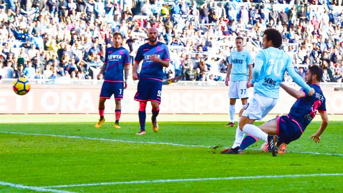 Lazio, Immobile stringe i tempi: può esserci con l'Inter