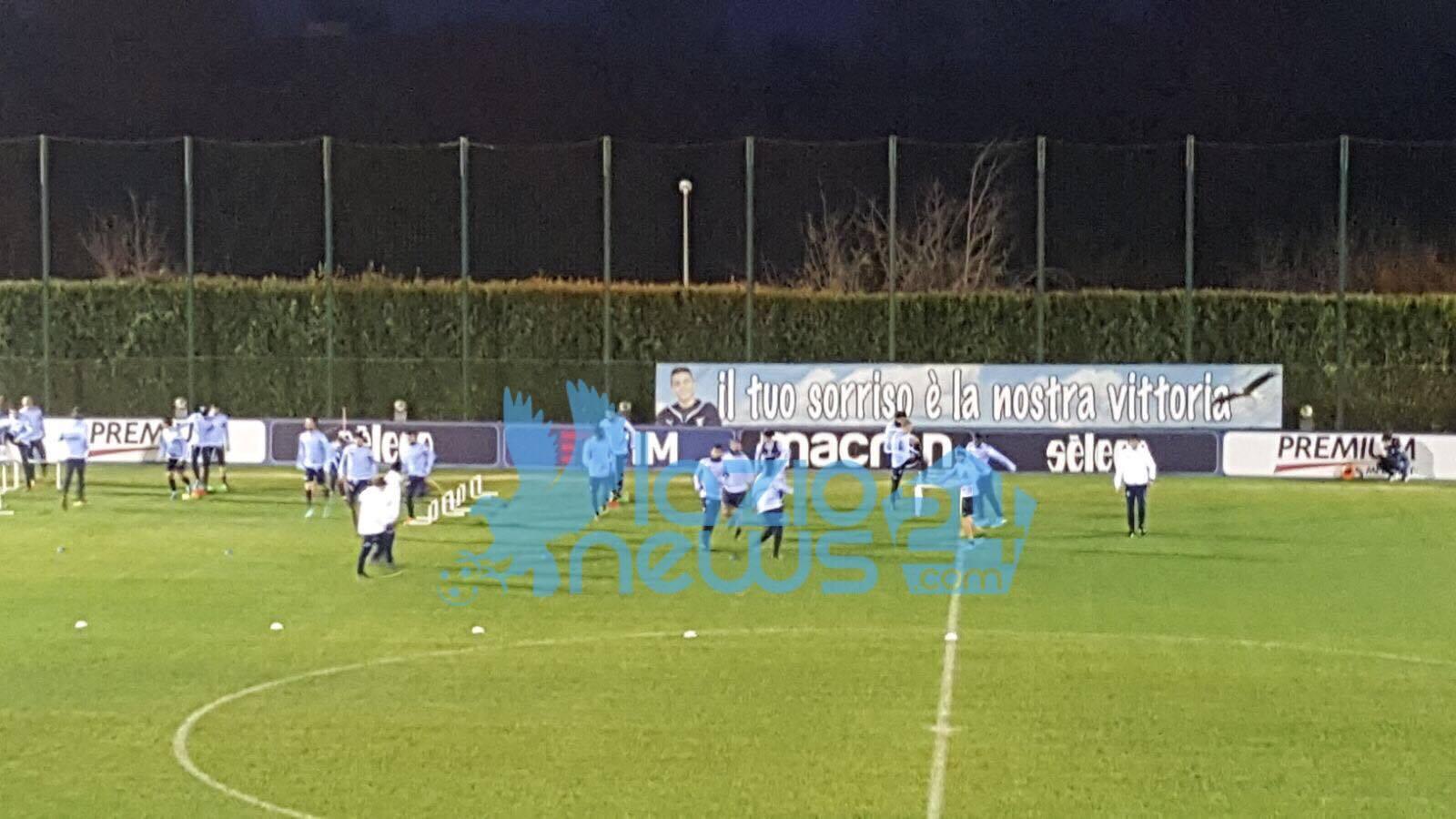 FORMELLO Oggi andrà in scena la ripresa degli allenamenti - Lazio News 24