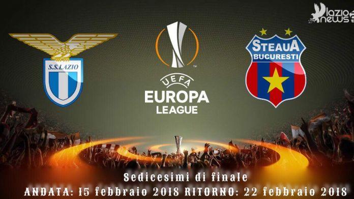 Europa League, i sorteggi dei sedicesimi: Napoli-Lipsia, la Lazio a Bucarest