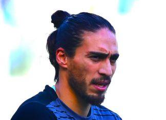 Lazio-Eintracht caceres