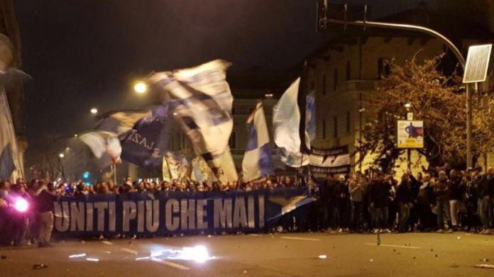 Lazio, notte di festa per i 118 anni di storia