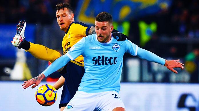 Calciomercato Lazio rinnovo milinkovic