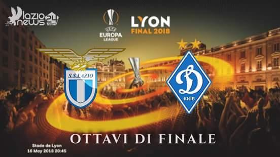 europa league focus lazio dinamo kiev