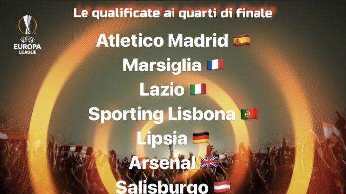 europa league sorteggi lazio