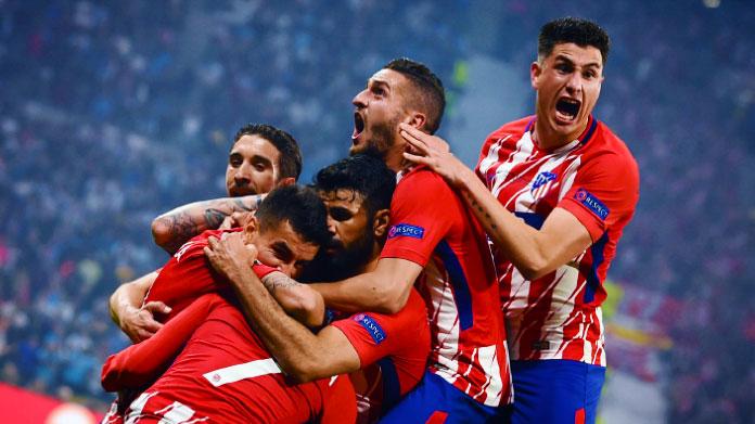 Griezmann trascina l'Atletico alla conquista dell'Europa League