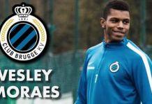 Calciomercato Lazio Wesley