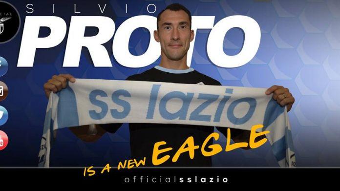 Maglia Home Lazio SILVIO PROTO