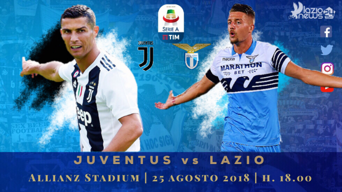 Juventus-Lazio, streaming