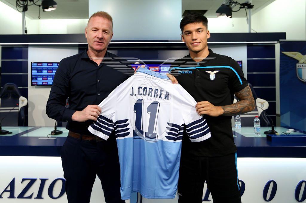Lazio Social Correa