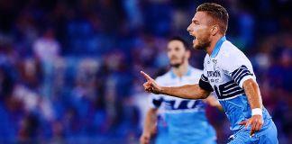 Lazio-Genoa immobile