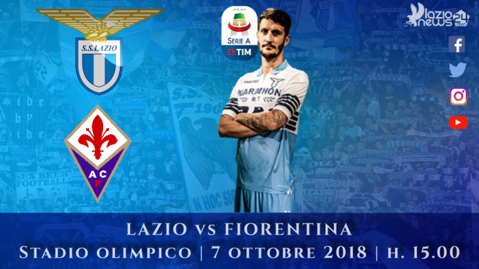 Lazio-Fiorentina diretta