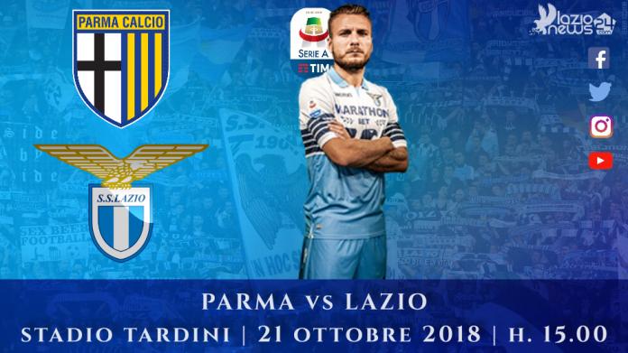 Parma-Lazio diretta live