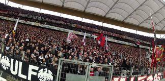Eintracht Francoforte ultras lazio atalanta