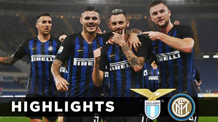 Highlights Lazio-Inter 0-3
