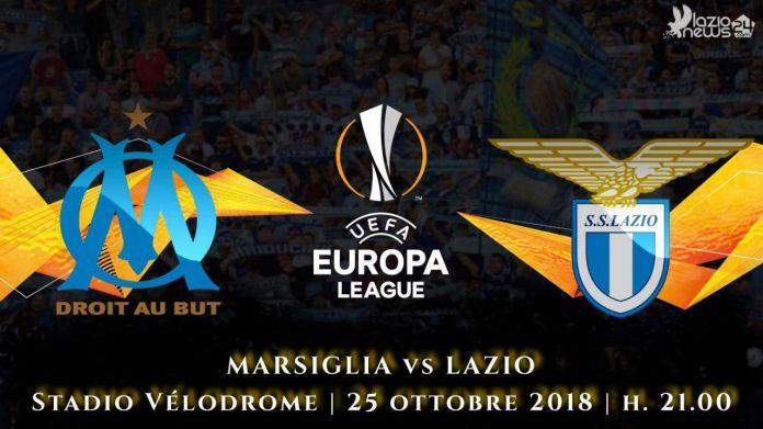 Marsiglia-Lazio live