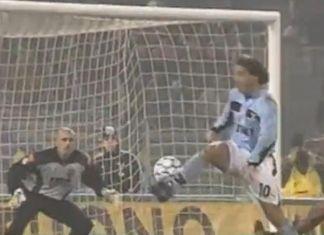 roma-lazio 29 novembre 1998