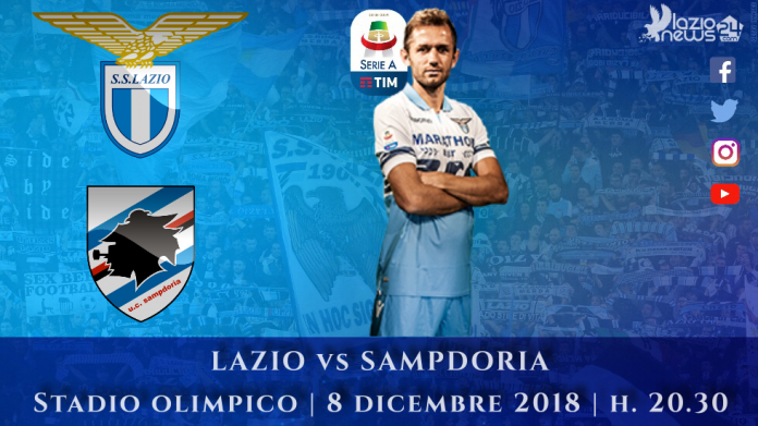 Lazio e Sampdoria pareggiano 2-2 in un finale thriller all'Olimpico