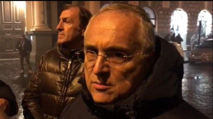 Lazio, Lotito svela novità su Milinkovic-Savic: