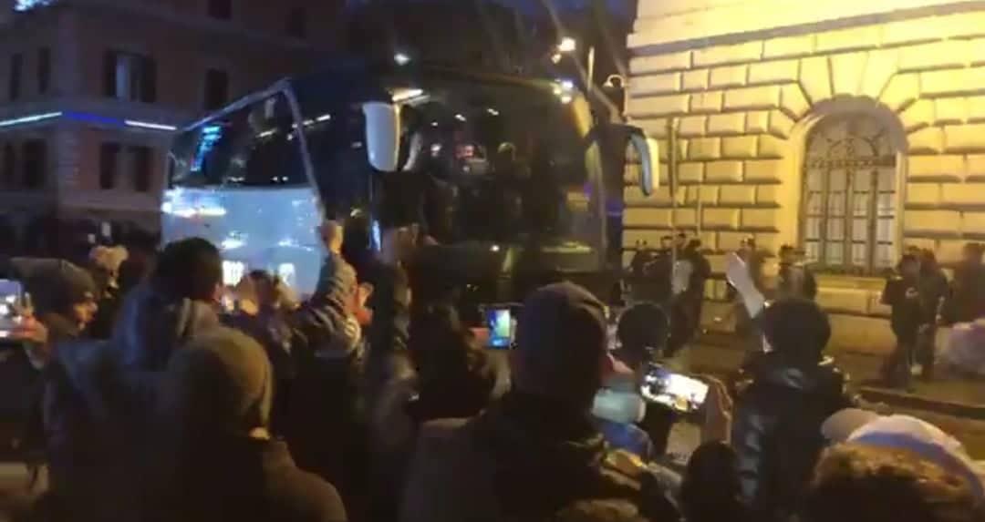 Lazio tifosi