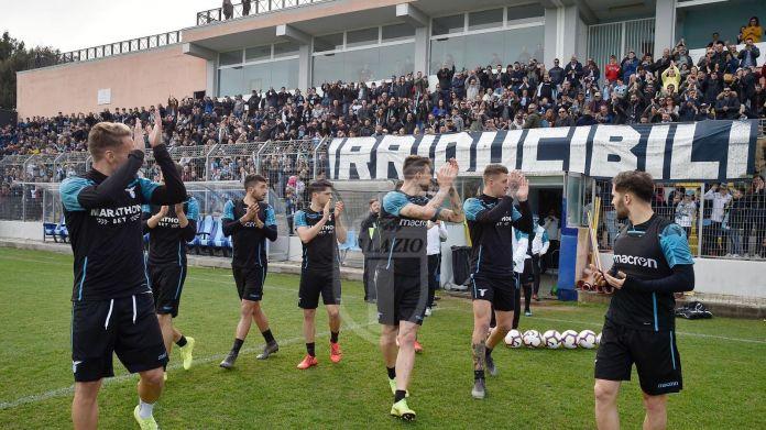 Lazio, che bagno di folla: in 12mila a Formello per la ripresa