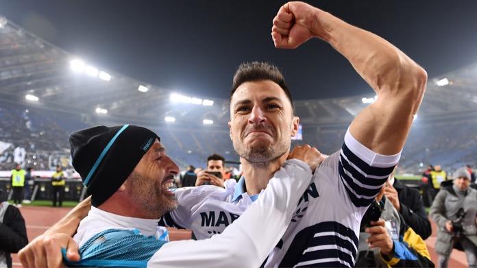 Lazio e Radu pace fatta.