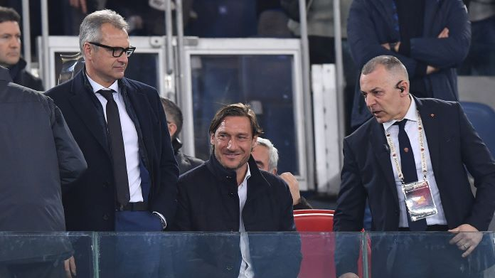Siparietto Roma, Totti a Capello:
