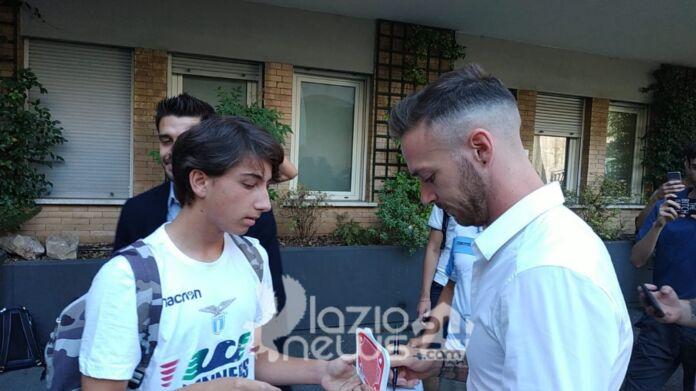 Lazzari infortunato nell'ultimo test della Lazio: le condizioni