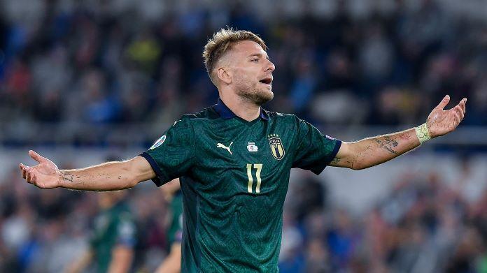 Mancini: 'Voglio la vittoria anche con la Bosnia'