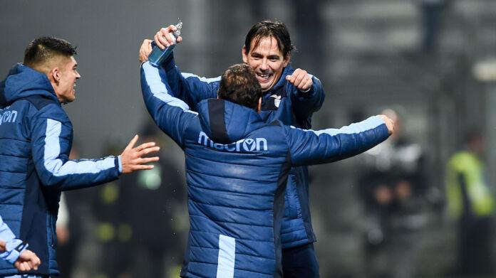 Serie A, Juventus rimontata e sconfitta in casa della Lazio. Espulso Cuadrado