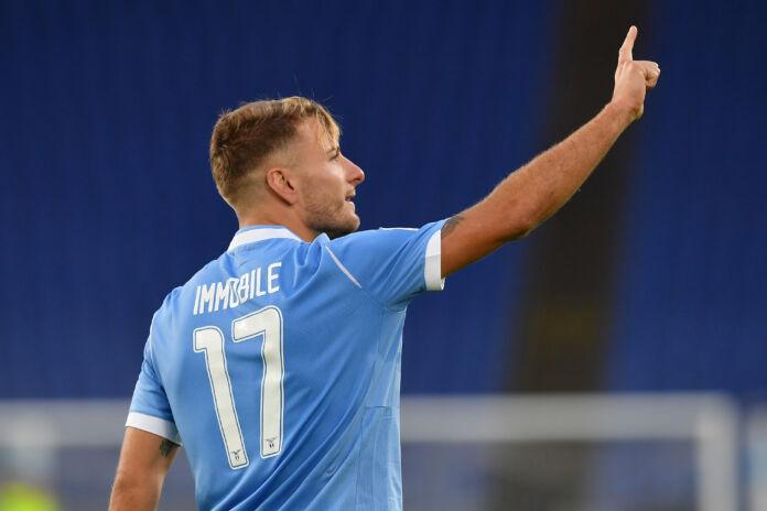 Lazio, l'AIC incorona Immobile «Miglior calciatore di ottobre» – FOTO - Lazio News 24