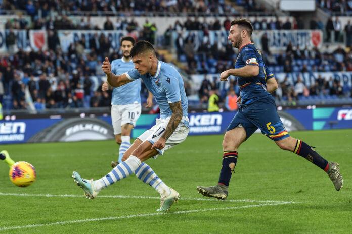 Lazio Lecce, le statistiche relative alla rete di Correa VIDEO - Lazio News 24