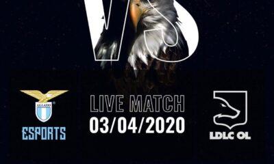 La Lazio Esports nel girone A della eSerie A