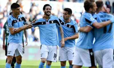 Lazio-Inter su DAZN