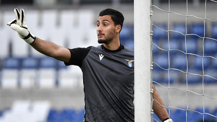 Lazio, infortunio Strakosha: il comunicato del club